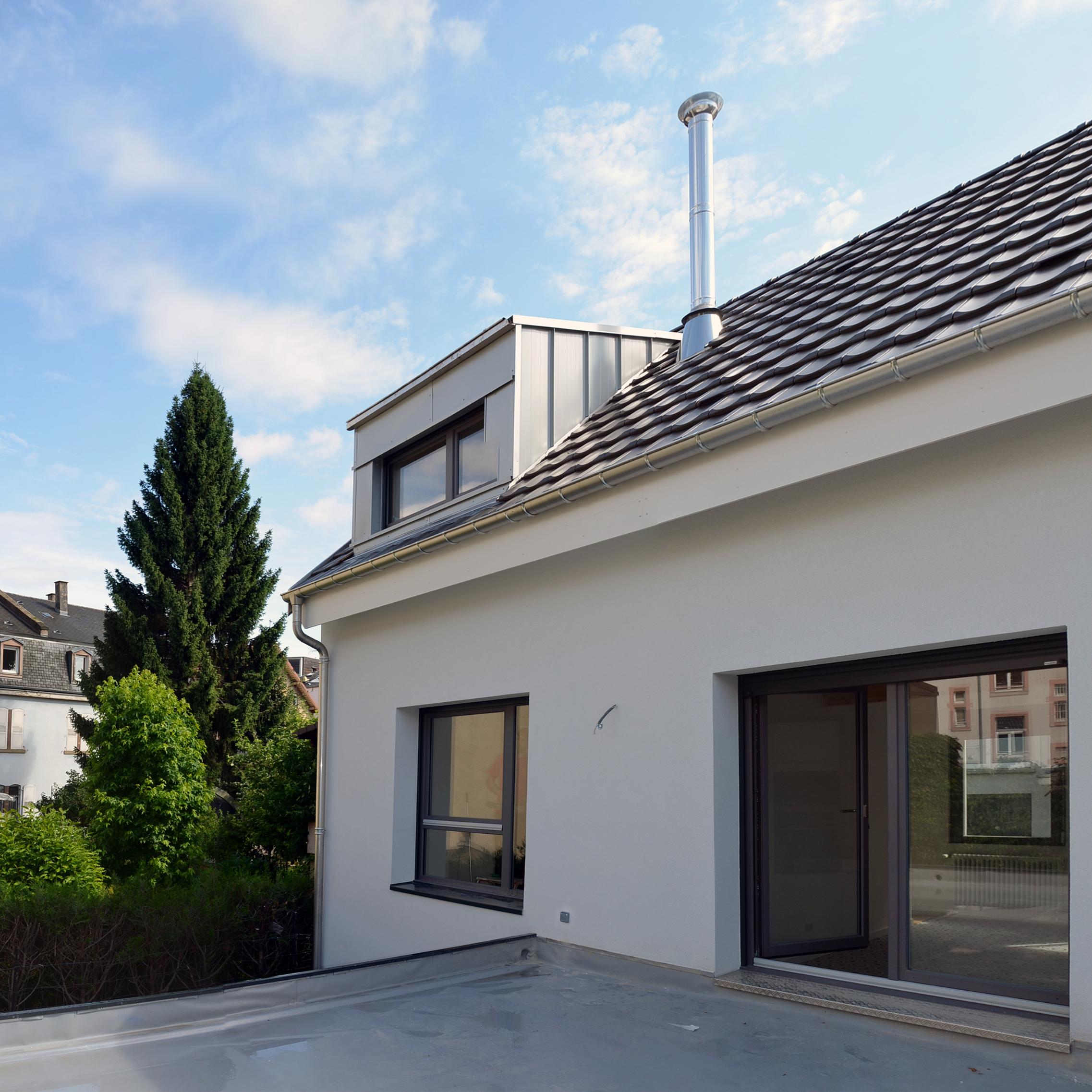 Cout maison architecte latest cout maison architecte with for Cout construction maison architecte